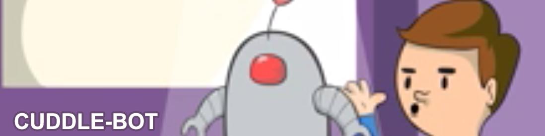 cuddle-bot